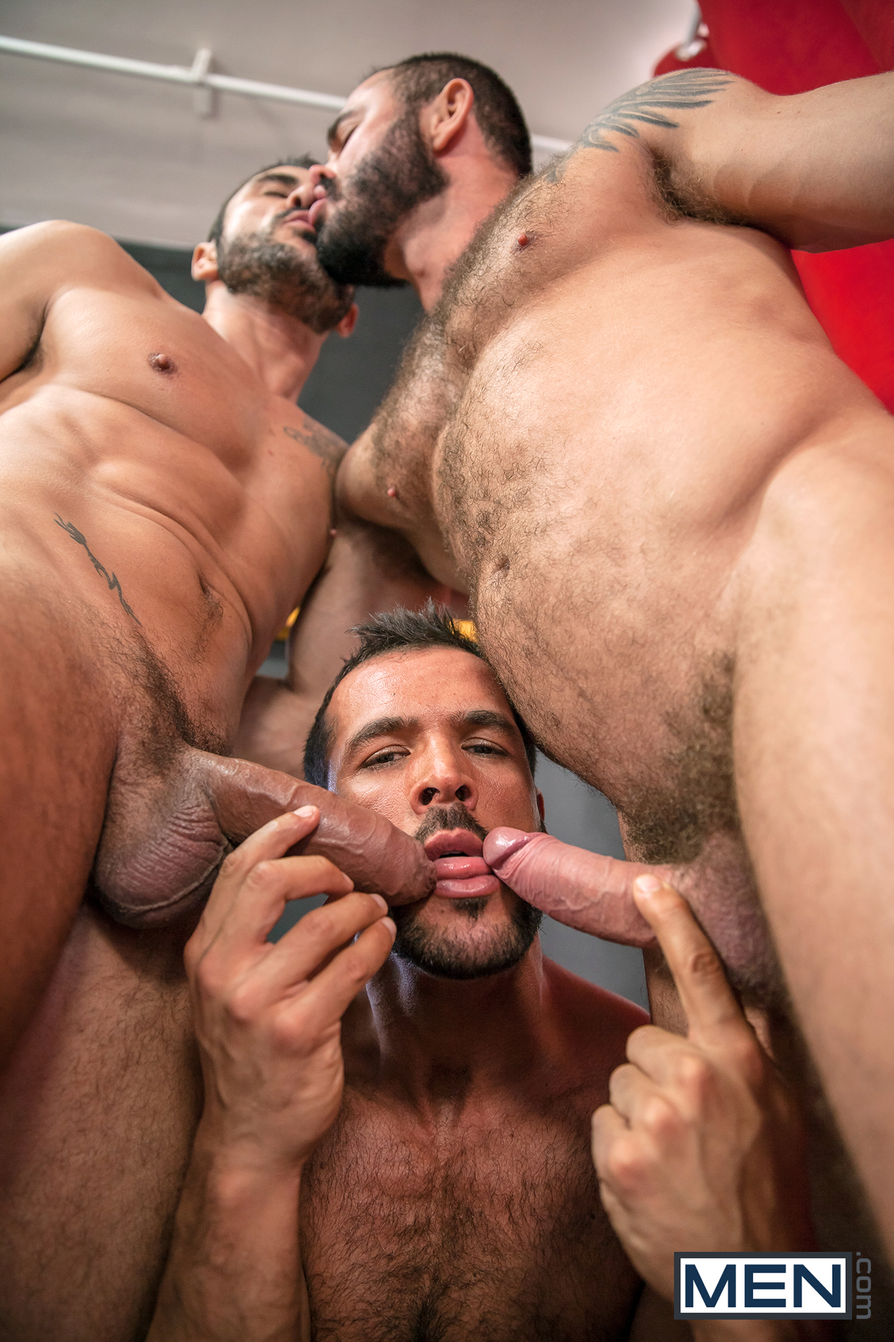 Iron fist in a