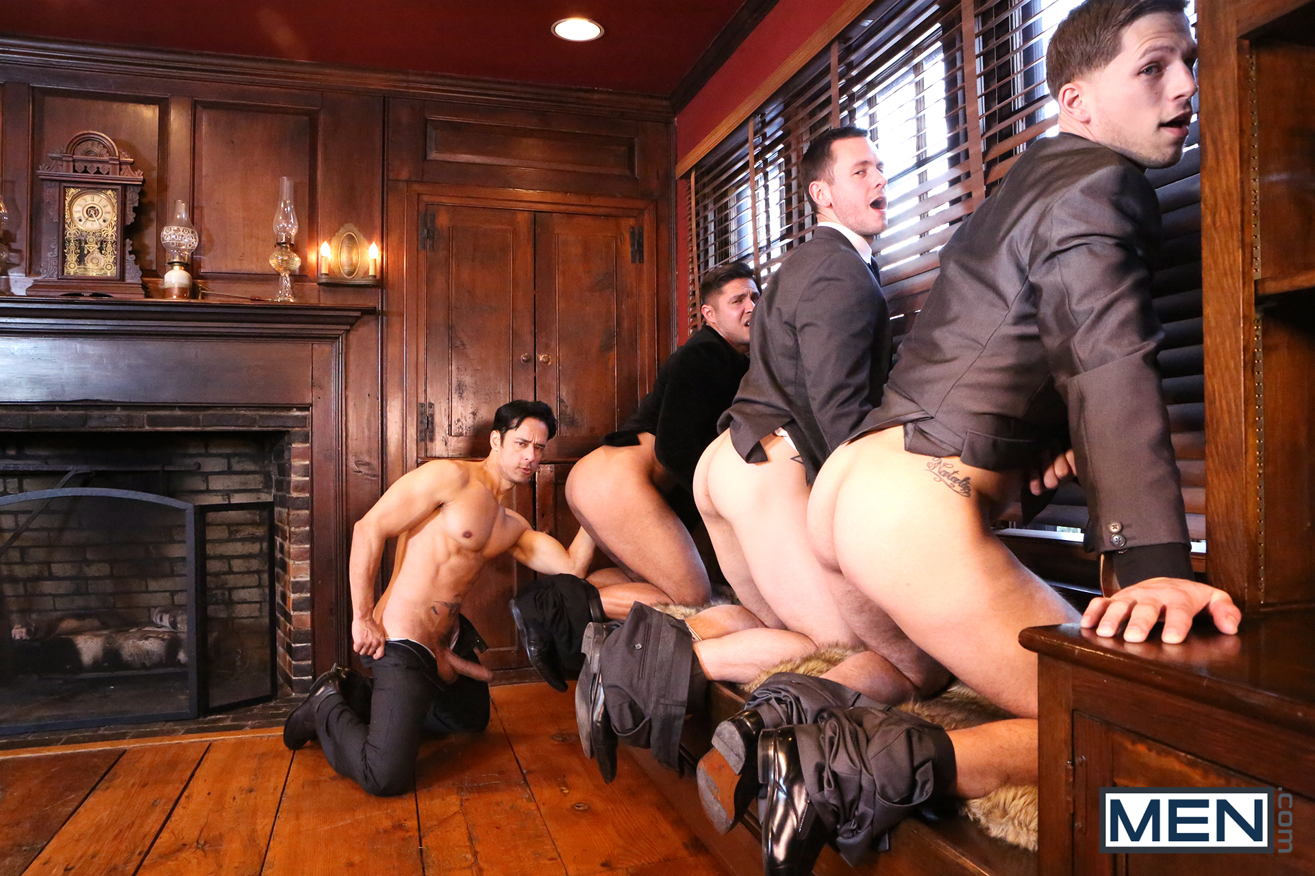 Brenner Bolton, Rafael Alencar, Roman Todd & Seth Santoro – Godfather pt 4